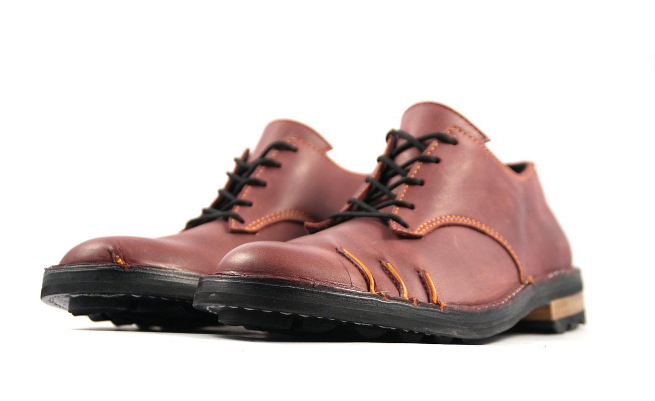 Incontournable de la Chaussure Artisanales Art-H-Pied pour hommes et femmes.Souliers et bottes sur mesures, boutique à Nantes Modèles de la Collection Capsule ♂ - Bosse