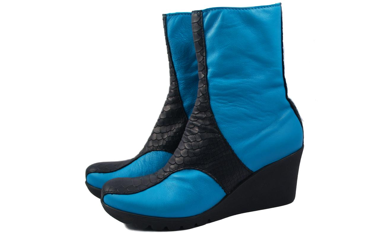 Incontournable de la Chaussure Artisanales Art-H-Pied pour hommes et femmes.Souliers et bottes sur mesures, boutique à Nantes Modèles de la Collection Capsule ♀ - Mela