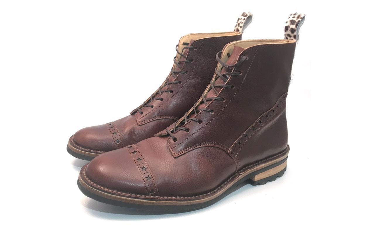 Incontournable de la Chaussure Artisanales Art-H-Pied pour hommes et femmes.Souliers et bottes sur mesures, boutique à Nantes Modèles de la Collection Capsule ♂ - Terpsychore