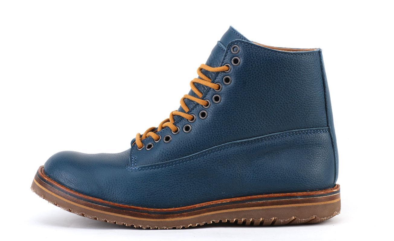 Arthpied > Terre > Terrebleu01 > Cousu Kneipp avec trépointe cuir Chaussures artisanales sur commande coloris sur demandes >
