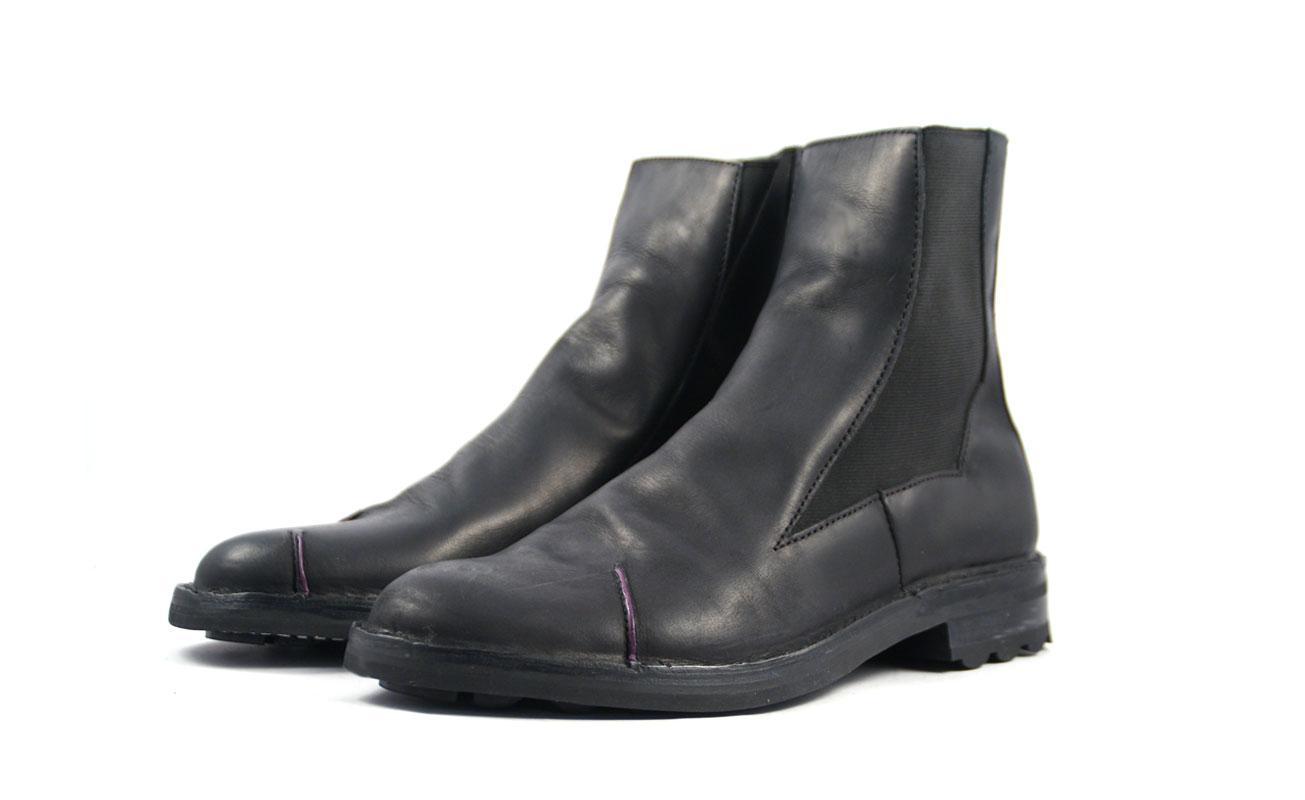 Incontournable de la Chaussure Artisanales Art-H-Pied pour hommes et femmes.Souliers et bottes sur mesures, boutique à Nantes Modèles de la Collection Capsule ♂ - Waits